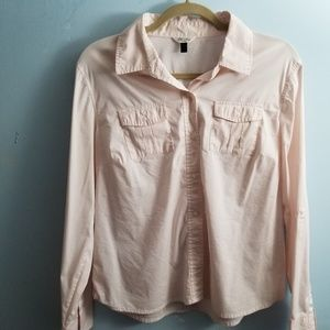 Pale Pink Buttondown Shirt